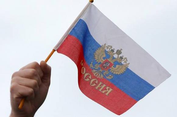 В Москве 12 подростков задержаны за надругательство над флагом России