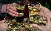 На каждого россиянина приходится по 10 литров спирта в год