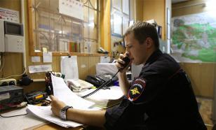 """В Санкт-Петербурге второклассник набрал 02 и рассказал о """"ядерной бомбе"""""""