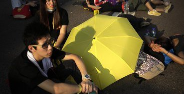 """США накрывают Гонконг """"революцией зонтиков""""? - Прямой эфир Pravda.Ru"""