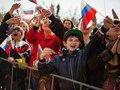 Как в России отметили годовщину воссоединения с Крымом