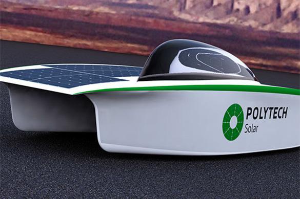 В России появится первый электромобиль на солнечных батареях