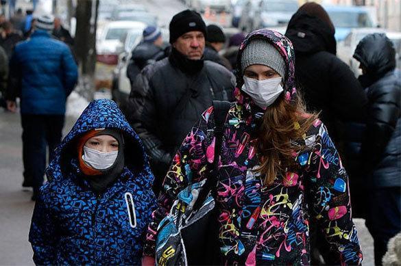 Благодаря прививкам от гриппа в этом сезоне заболели вдвое меньше людей