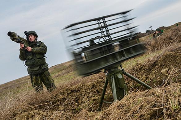 В Крыму стартовали масштабные учения