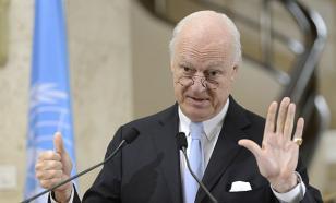 """Спецпосланник ООН: Никакого """"плана Б"""" по Сирии не существует"""