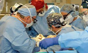 Проведены успешные операции по пересадке головы