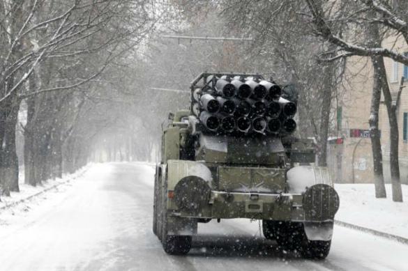 """Украина не сможет производить свои снаряды для системы """"Смерч"""""""
