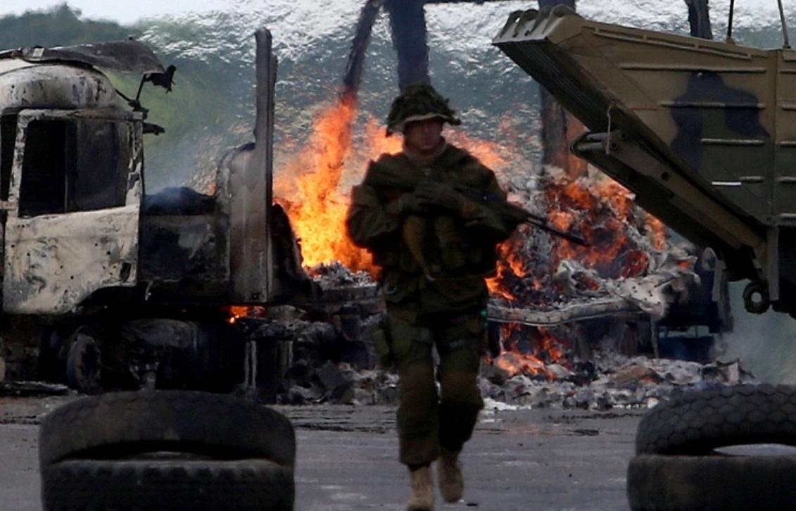 Киев срывает отвод техники, жители Зайцево стонут от ВСУ.