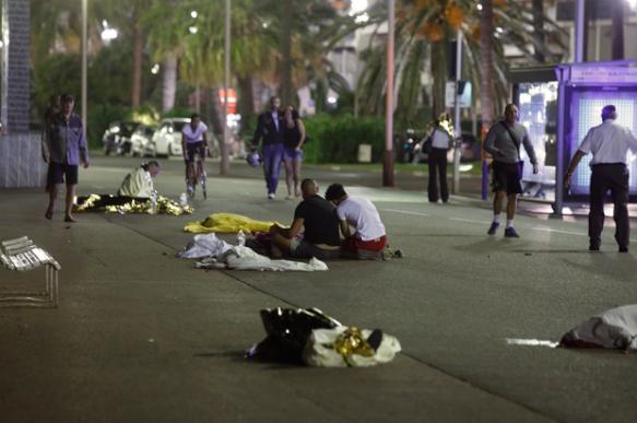 ИГ взяло ответственность за трагедию в Ницце