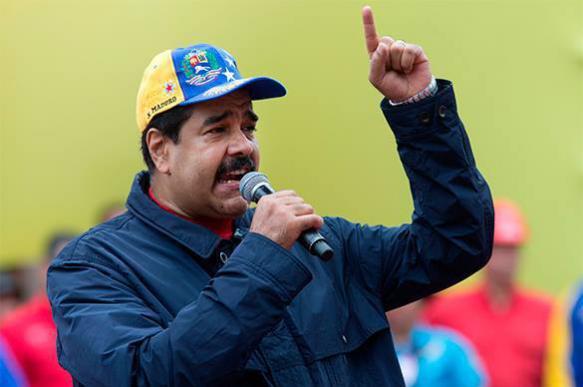 "Парламент Венесуэлы ""сверг"" президента Мадуро"