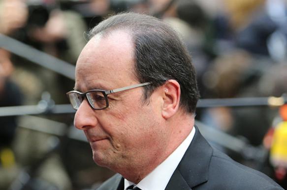 Ответ Олланда на критику после теракта в Ницце: Надо объединяться