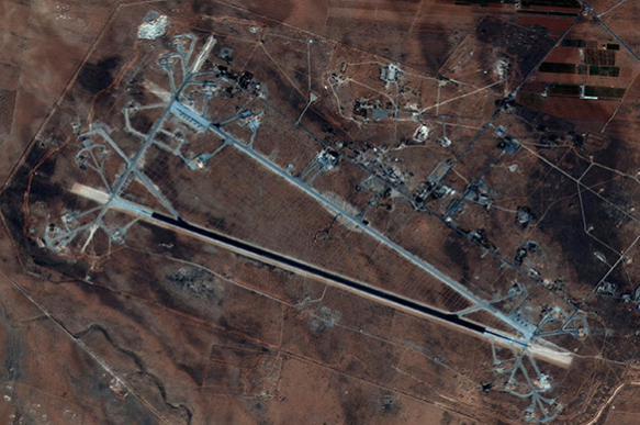 Удар ВС США по авиабазе в Сирии осудил Иран
