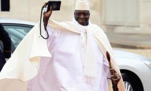 """Президент Гамбии отменил проигранные выборы и """"позвал"""" Бога"""