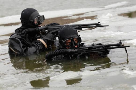 Подводное оружие: история создания