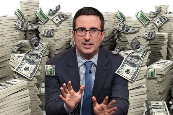 Ведущий телепередачи о коллекторах простил долги на $15 миллионов