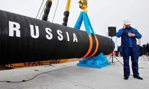 """""""Газпром"""" остановит подачу газа через Украину за воровство"""