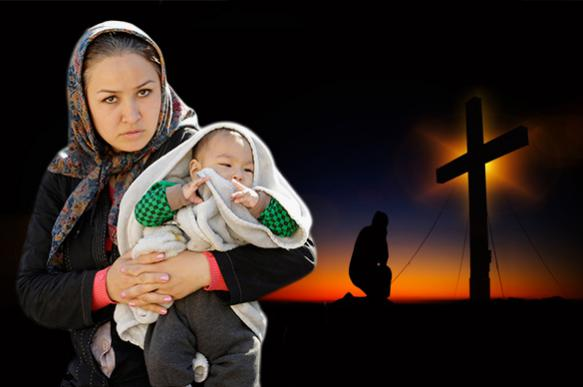 Христианство в Европе корчится в предсмертных судорогах