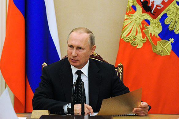 Путин: Государство не откажется от поддержки патриотических движений