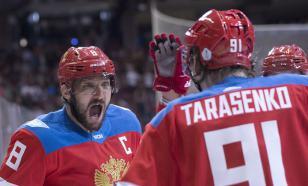 Кубок мира по хоккею: Россия обыграла Финляндию