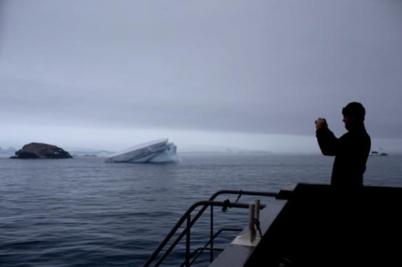 Без пафоса: Как Россия спасла уникальное море в Антарктиде