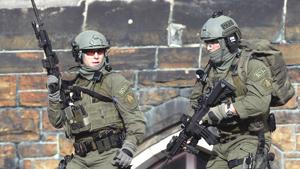 22 октября премьер-министр Канады Стивен Харпер выступил перед нацией с речью, посвященной произошедшей ранее стрельбе у здания парламента страны в Оттаве.