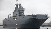 Несмотря на длительные колебания и отказы, Франция решилась-таки поставить России вертолетоносцы типа  Мистраль .