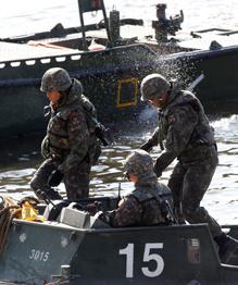 Репетиция вторжения в Северную Корею