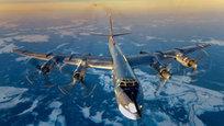 Несколько дней назад командование НАТО сообщило о  необычной  активности российских ВВС в воздушном пространстве над Европой. Истребители Typhoon Королевских ВВС Великобритании накануне были подняты по тревоге на перехват нескольких российских бомбардировщиков Ту-95.