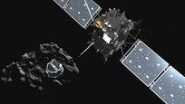 Спустя 10 лет после старта, преодолев свыше 500 млн км, отделяющих от Земли, робот-исследователь  Фила  (Philae) европейского научного космического зонда  Розетта  (Rosetta) впервые в мире совершил успешную посадку на ядро кометы 67P Чурюмова-Герасименко.