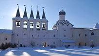 Тихвинский Богородичный Успенский мужской монастырь — православный мужской монастырь, расположен в городе Тихвине, на берегу реки Тихвинки. Основан по указу Ивана Грозного от 11 февраля 1560 года новгородским архиепископом Пименом.