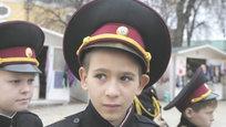 Малолетняя армия Украины