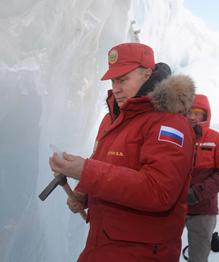 Теплый прием в холодной Арктике