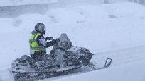 Америку накрыла снежная буря