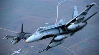 Балтийский воздушный патруль — Baltic Air Policing — был создан весной 2004 года, в связи с отсутствием у Эстонии, Латвии и Литвы пригодных к несению подобной службы боевых самолетов. Дежурство над территорией Прибалтики осуществляют истребители стран НАТО. Политически ангажированное руководство НАТО и стран Балтии время от времени использует риторику времен  холодной войны  и запугивает население вымышленной военной угрозой со стороны России.