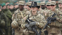 Солдаты Пентагона оккупируют Польшу и Прибалтику