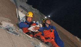 Увеличилось число жертв землетрясения на Тайване. Количество погибших возросло до 14 человек. 150 числятся пропавшими без вести.