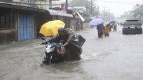 Тайфун  Хагупит  ударил по Филиппинам