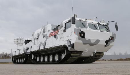 Арктическая военная техника России