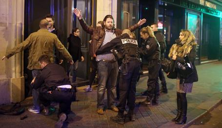 После стрельбы в Париже