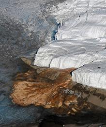 Антарктида раскрывает свои тайны