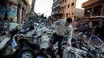 До 14 человек возросло число жертв теракта в египетском городе Эль-Мансура.Возле местной штаб-квартиры полиции взорвался заминированный автомобиль, в котором, по данным следствия, находилось около полутонны взрывчатки. Ранее поступали сообщения и о втором взрыве, но пока эти сведения не подтверждаются.