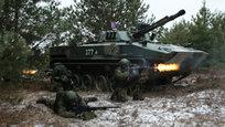 В декабре 2014 года боевая машина десанта БМД-4М успешно завершила все полномасштабные войсковые испытания. Она является поистине уникальным военным изделием — ни одна страна, кроме России, не располагает аналогами.