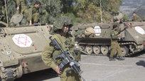 Армия еврейского государства усиливает боеготовность своих подразделений после нападения членов группировки  Хезболла  на израильскую армейскую автоколонну на границе с Ливаном.
