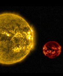 Скоро Солнце уничтожит все живое?