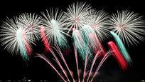 Международный год света отметили праздничным салютом
