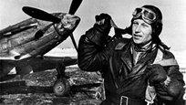 6 марта исполняется 100 лет со дня рождения выдающегося летчика-аса Советского Союза Александра Ивановича Покрышкина. Маршал авиации Александр Покрышкин стал первым трижды героем Советского Союза. И свои награды он получал заслуженно, в облаках сражений.