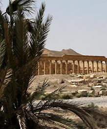 Пальмира спасена. Запад безмолвствует