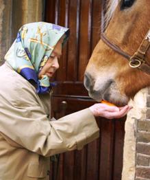 21 апреля королева Елизавета II отмечает свое 90-летие.