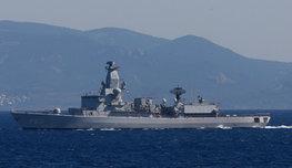 Эгейское море блокировано кораблями НАТО