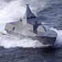 Американские самолеты-невидимки летают уже больше двадцати лет. Но вот в применении технологии стеллс (stealth) на море первыми стали шведы. Их главная военная новинка года — скрытые от радаров корветы береговой обороны.